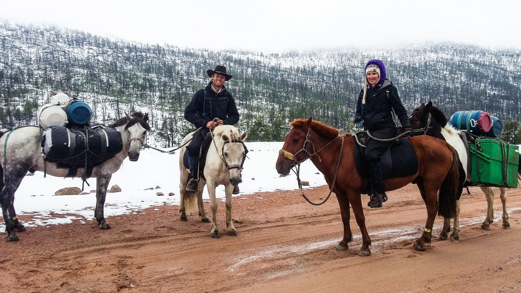 Zero To Travel Podcast Riding Across Mongolia On Horseback