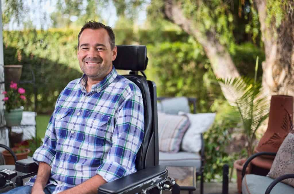 Traveling The World In A Wheelchair : An Interview With Justin Skeesuck