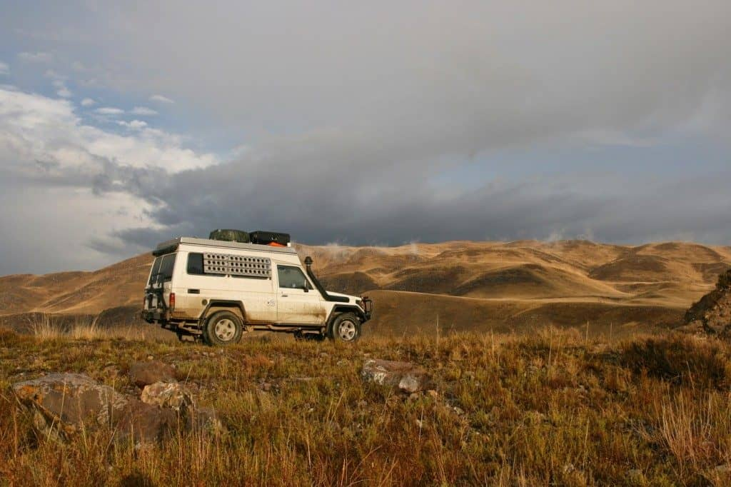 Road Tripping Europe To India : Daily Life On A Land Rover Overland Adventure