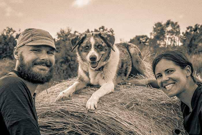 Zero To Travel Podcast How To Bike Around The World With Your Pet