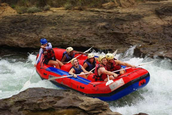 Travel Jobs Series: How To Become A Whitewater Rafting Guide + The Game of Life