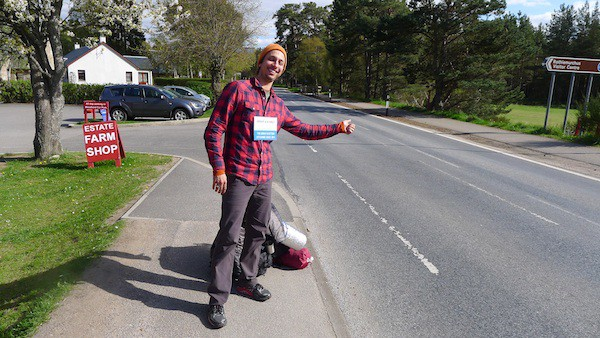 Hitchhiking Stories From Scotland
