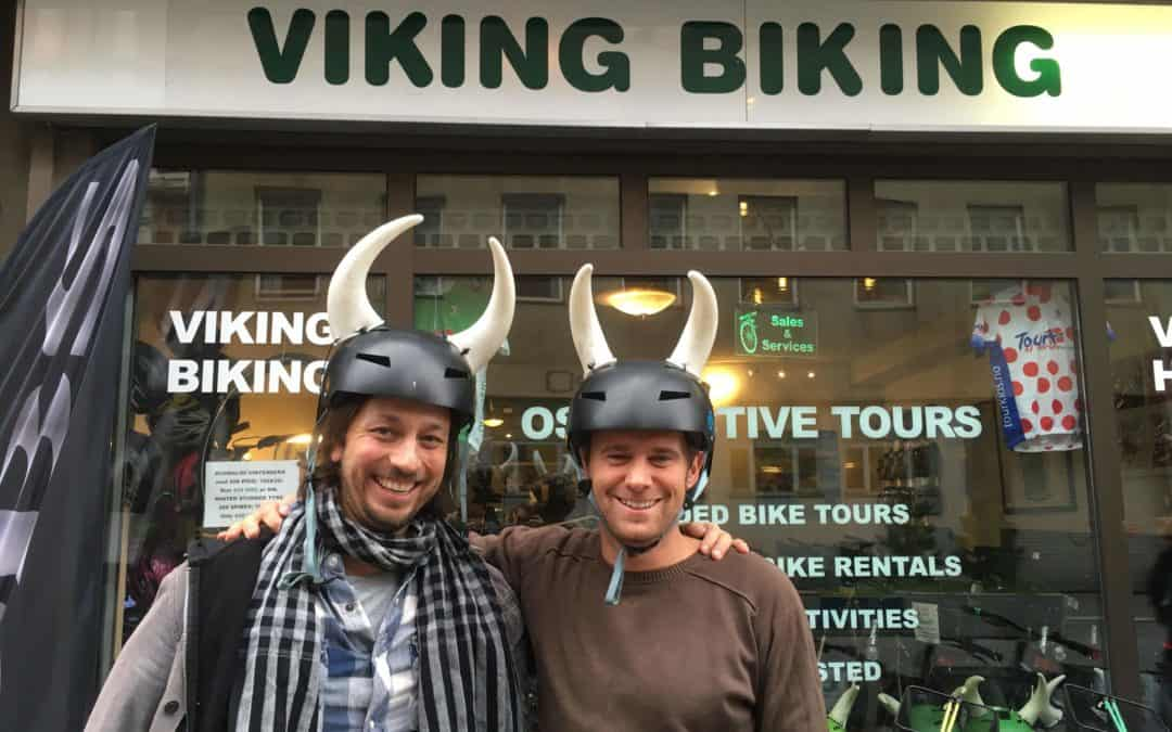 Viking Biking:  Opening Up Doors Wherever You Go