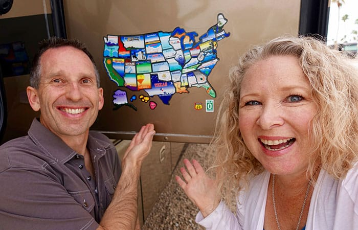 RV Love with Marc and Julie Bennett