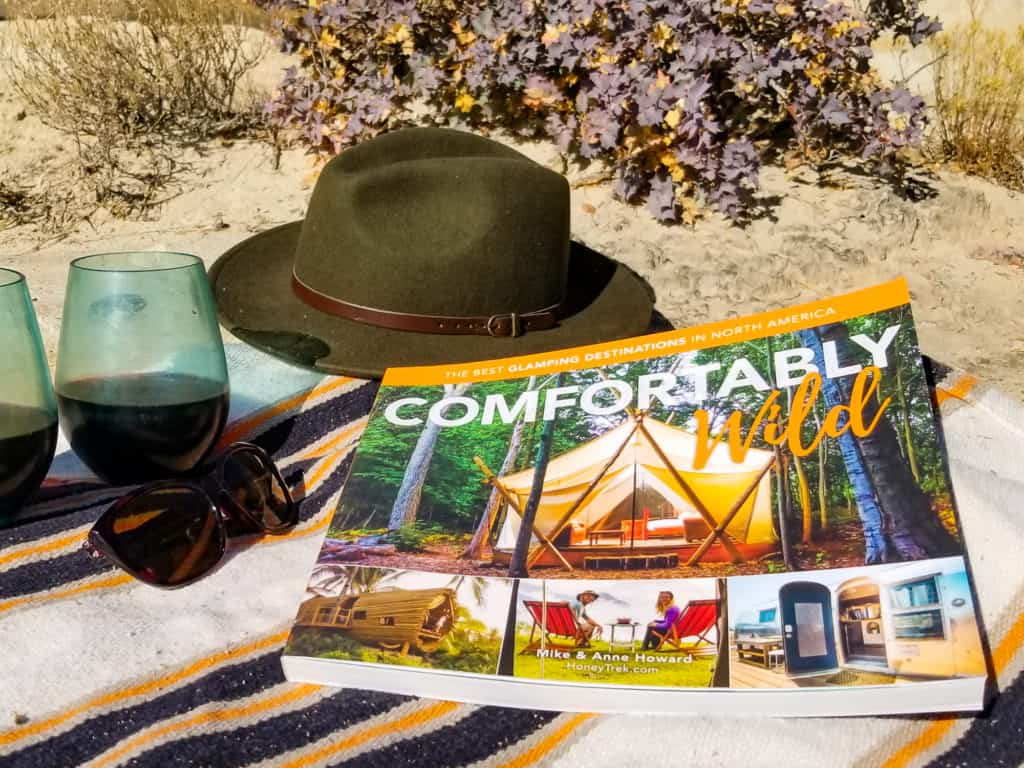 Zero To Travel Podcast Getting Comfortably Wild w/ Mike & Anne From HoneyTrek