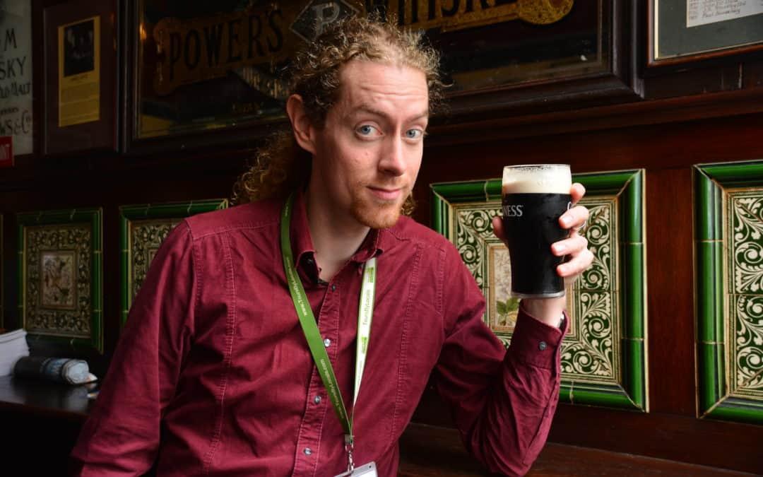 Ireland: Travel, Music, and History w/ Garvan Rushe