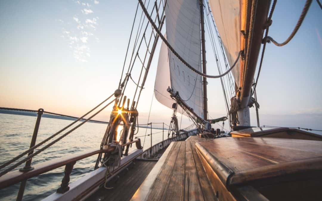 How To Go Sailing Around The World