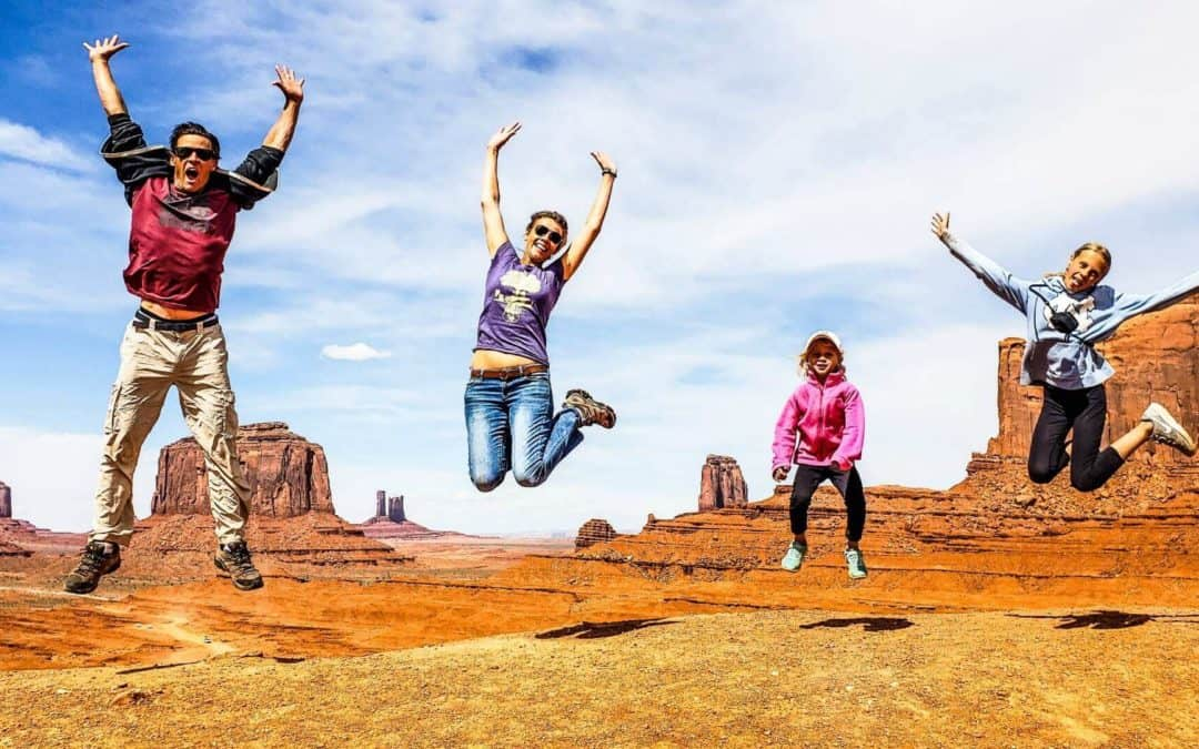 """How To Take """"Big Leaps"""" So You Can Travel"""