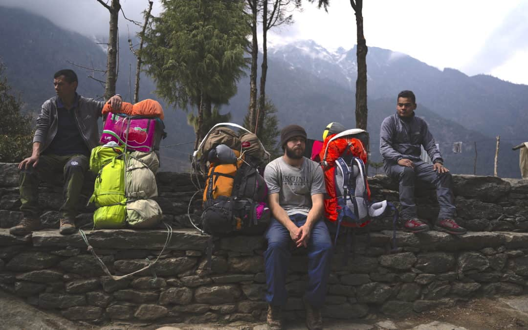 Immersion Travel: Becoming A Porter In Nepal w/ Nate Menninger