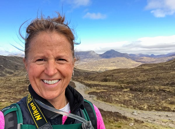 Hiking The West Highland Way In Scotland w/ Lynne Nieman