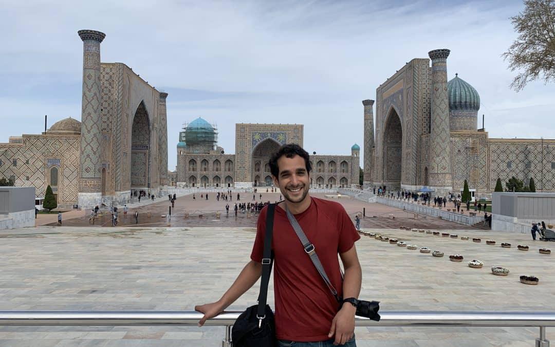 All Things Travel With Sebastian Modak