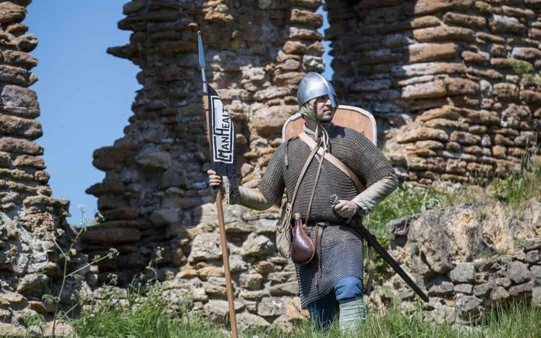 Walking 300 Miles In Medieval Armor + Being The Change w/ Lewis Kirkbride