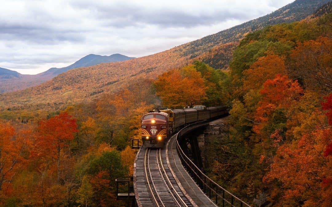 Train Travel Around The World w/ Mark Smith